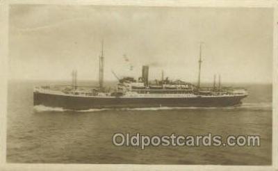 shi035539 - Fulda Norddeutscher Lloyd, Breman, Ship Postcard Postcards