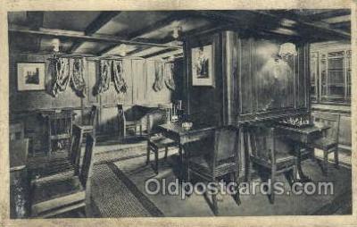 shi035540 - D Munchen Norddeutscher Lloyd, Breman, Ship Postcard Postcards