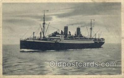 shi035553 - D Munchen Norddeutscher Lloyd, Breman, Ship Postcard Postcards
