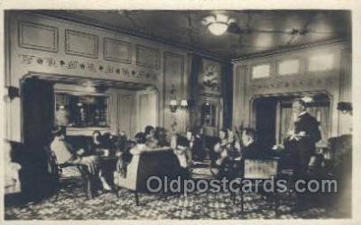 shi035576 - Sierradampfer Norddeutscher Lloyd, Breman, Ship Postcard Postcards