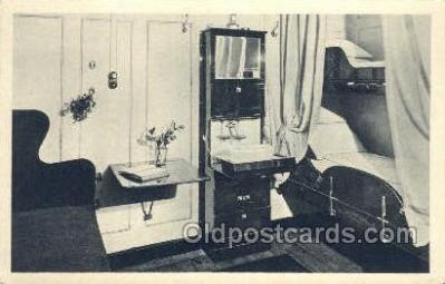 shi035577 - D Karlsruhe Norddeutscher Lloyd, Breman, Ship Postcard Postcards