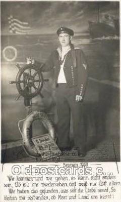 shi035594 - Norddeutscher Lloyd, Breman, Ship Postcard Postcards