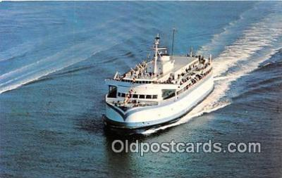 shi045211 - Another BC Ferry Victoria, BC Ship Postcard Post Card
