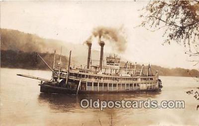 shi045246 - Real Photo  Ship Postcard Post Card