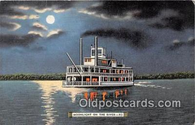 shi045351 - Ship Postcard Post Card