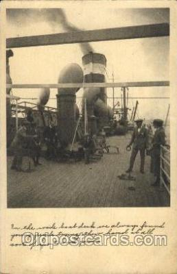 shi050088 - S.S. President Harding, U.S. shipping board Ship Ships, Interiors, Postcard Postcards