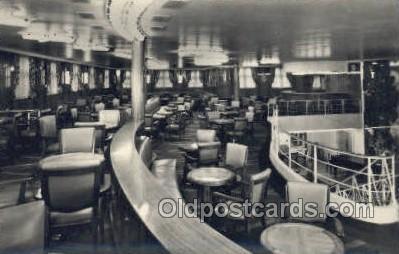 shi050092 - Ile De France French Line, Ship Postcard Postcards