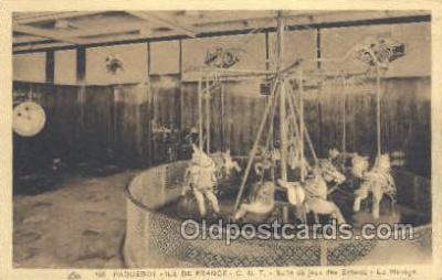 shi050104 - Ile De France French Line, Ship Postcard Postcards
