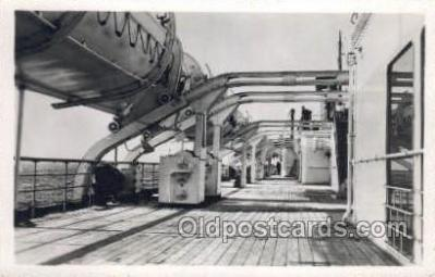 shi050118 - Ile De France French Line, Ship Postcard Postcards