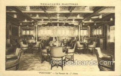 shi050167 - Porthos Ship Postcard Postcards