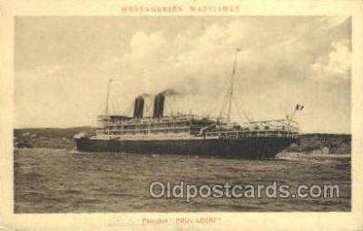 shi050169 - Paul Lecat Ship Postcard Postcards