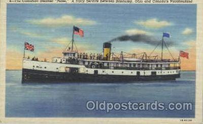 shi052004 - Pelee,Ohio,USA Ferry Boat Boats, Ship Ships Postcard Postcards