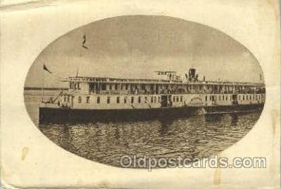 shi052024 - Noytobar Kaptoyka Ferry Boat Boats, Ship Ships Postcard Postcards