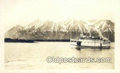shi052038 - British Columbia, BC  Ferry Ship Postcard Post Card
