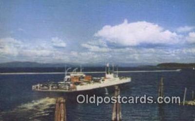 shi052040 - The MV Valcour, Burlington, Vermont, VT USA Ferry Ship Postcard Post Card