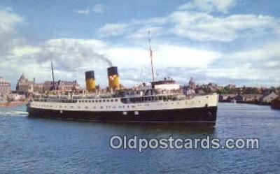 shi052168 - The Princess Marguerite, Victoria, British Columbia, BC Ferry Ship Postcard Post Card