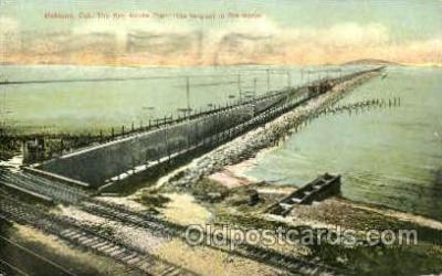 shi053034 - Oakland California, USA Boat, Boats, Postcard Postcards