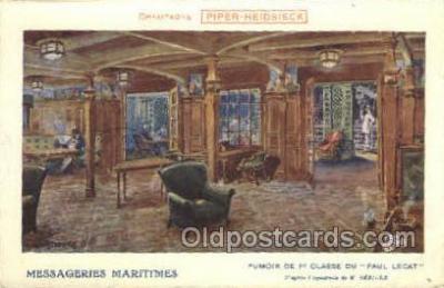 shi053097 - Paul Lecat Ship Postcard Postcards