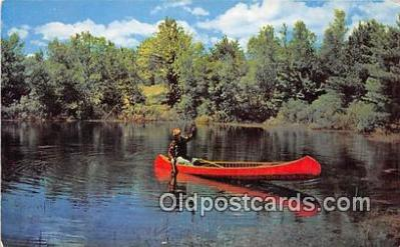 shi053133 - Muskoka Lakes, Gravnhurst Ontario, Canada Ship Postcard Post Card