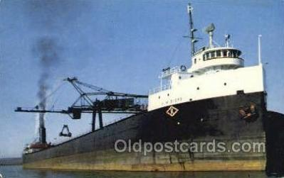 shi055016 - K16 Freighter Freighters, Ship Postcard Postcards