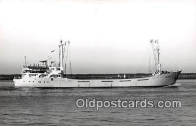shi055035 - Gloria  Ship Postcard Post Card