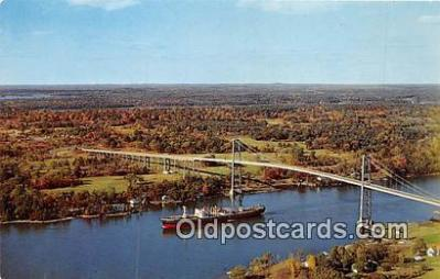 shi055038 - Seway Traffice Saltie Ship Postcard Post Card