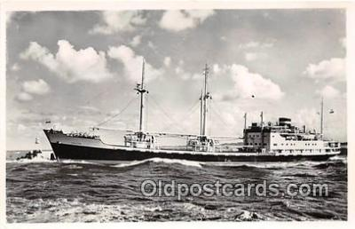 shi055117 - MS Ammon Klasse/Class  Ship Postcard Post Card