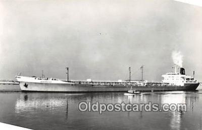 shi055128 - PHS Van Ommeren NV Rotterdam Ship Postcard Post Card