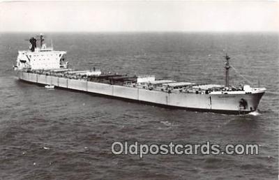 shi055129 - Drechtships NV CK Rotterdam Ship Postcard Post Card