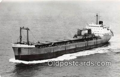 shi055133 - PHS Van Ommeren NV Rotterdam Ship Postcard Post Card