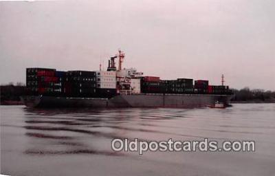 shi055139 - Ship Postcard Post Card