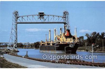 shi055145 - St Catharines Ontario, Canada Ship Postcard Post Card