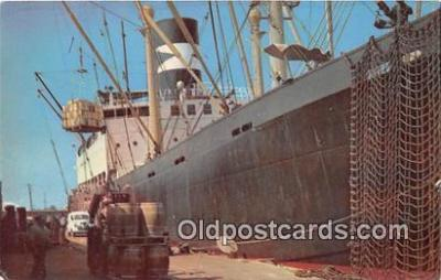 shi055178 - Galveston Texas USA Ship Postcard Post Card