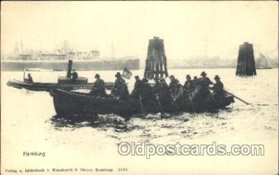 shi058188 - Hamburg, Hafen Steamer, Steamers, Ship, Ships Postcard Postcards