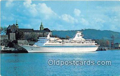 shi062121 - Royal Caribbean Cruise Line Miami, Florida Ship Postcard Post Card