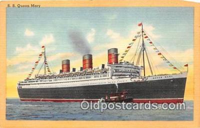SS Queen Mary