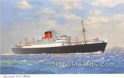 Cunard RMS Media