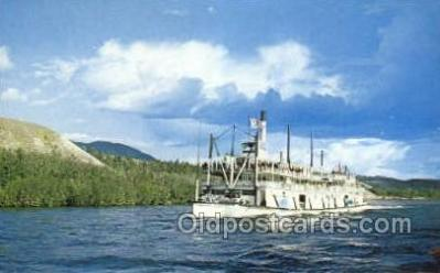 shi075155 - SS Klondike Ferry Boats, Ship, Ships, Postcard Post Cards