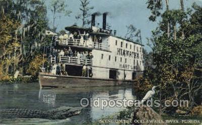 shi075659 - Hiawatha Steamer, Steam Boat, Steamboat, Ship, Ships, Postcard Post Cards