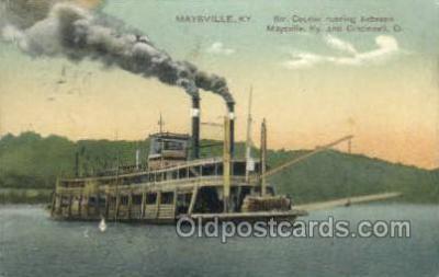 Maysville, KY & Cincinnati, Ohio