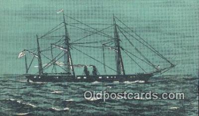 Confederate Navys Warship, FL USA