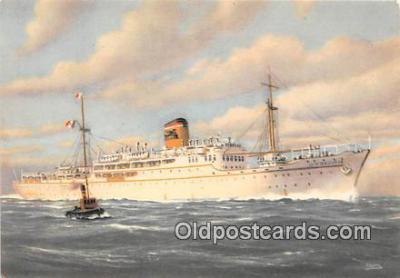 shi200068 - Ship Postcard Post Card