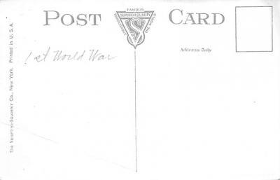 shi400071 - Submarines Post Card Old Vintage Antique Postcard  back