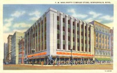 Woolworth Company Store, Minneapolis, MN, USA