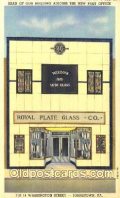 Royal Plate Glass, Johnstown, PA, USA
