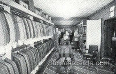 Morris Clothing Department