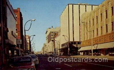 shp001092 - South Salina Street Syracuse, NY, USA Postcard Post Cards Old Vintage Antique