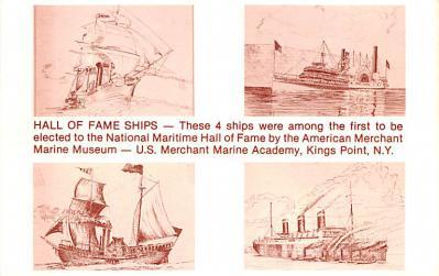 shp010141 - Sail Boat Postcard Old Vintage Antique Post Card