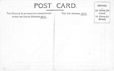 shpp006013 - Cunard Line Ship Postcard Old Vintage Steamer Antique Post Card  back