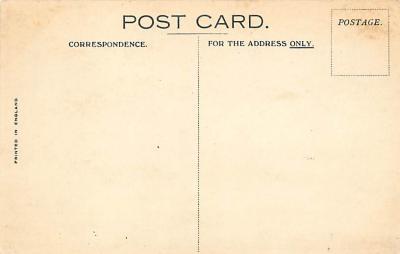 shpp006029 - Cunard Line Ship Postcard Old Vintage Steamer Antique Post Card  back